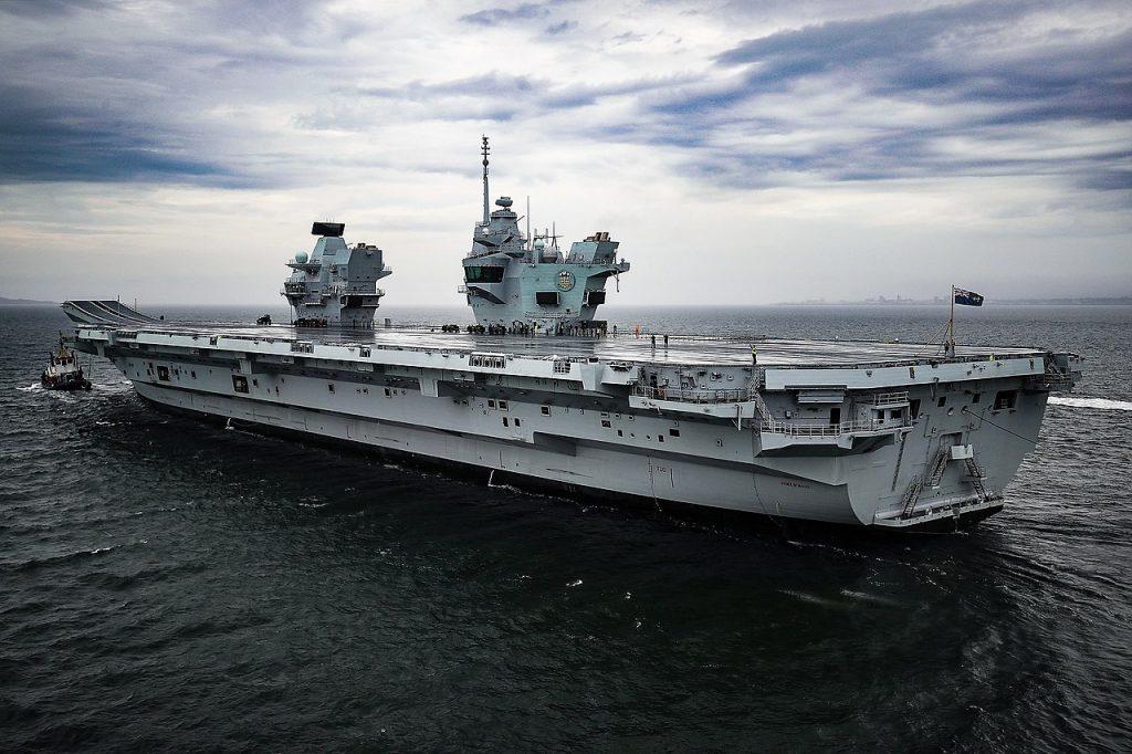 HMS Prince of Wales (R09)
